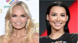 Kristin Chenoweth Tears Up As She Recalls Her Time With Naya Rivera On