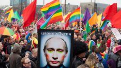 Ofensiva de Putin para proibir casamento gay na Russia ganha apoio de