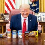 Donald Trump Poses With Goya Products One Day After Ivanka Tweets