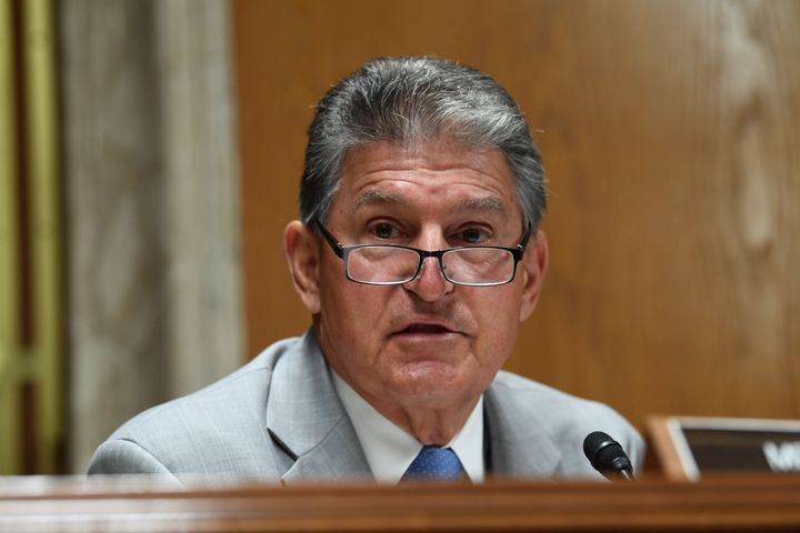 In winning a tough reelection bid in 2018, Sen. Joe Manchin (D-W.V.) was the beneficiary of his party's efforts to keep the R