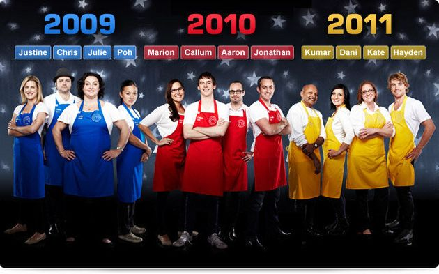 'MasterChef Australia All-Stars' in