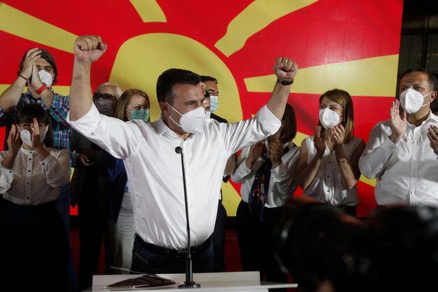 Βόρεια Μακεδονία: Οι Σοσιαλδημοκράτες του Ζάεφ νικητές των βουλευτικών
