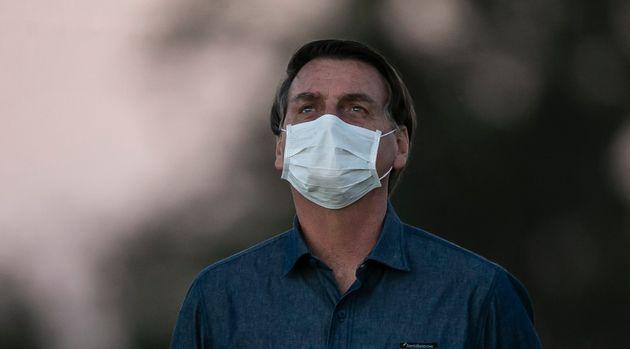 Jair Bolsonaro, ici le 15 juillet à Brasilia, doit prolonger sa