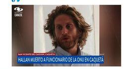 Italiano di 33 anni muore in Colombia. Era un collaboratore dell'Onu.