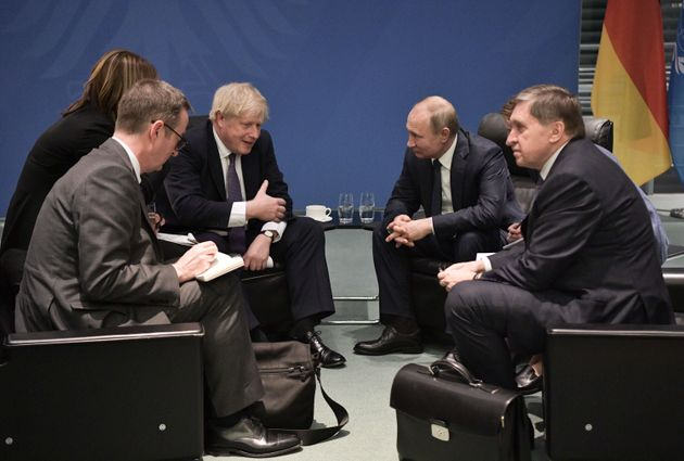 The Russia Report And Why Boris Johnsons Attempt To Get His Own Way Has Backfired