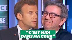 Quand Macron valide (une partie) du programme de