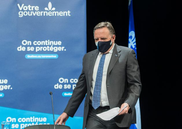 François Legault évalue quelques scénarios pour désengorger les urgences du