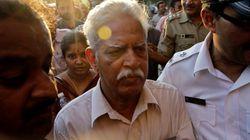 Varavara Rao Tests Positive For