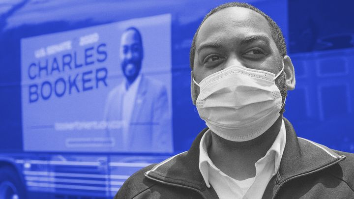 Kentucky state Rep. Charles Booker narrowly lost the state's Democratic Senate primary in June. Now he's launching a new orga