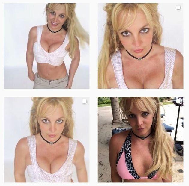 Britney Spears captive? C'est ce que pensent les fans du mouvement