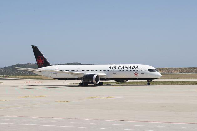 Η Air Canada συνδέει ξανά την Ελλάδα με τον