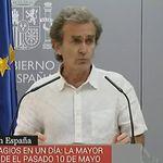 Fernando Simón da la voz de alarma: