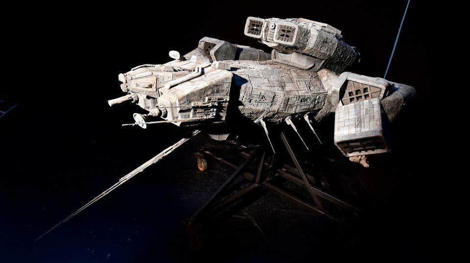Το διαστημόπλοιο Νοστρόμο...