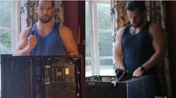 Sex Is Cool, But Have You Ever Seen Henry Cavill Build A