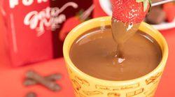 Brasil Cacau lança dois fondues de chocolate para esquentar este
