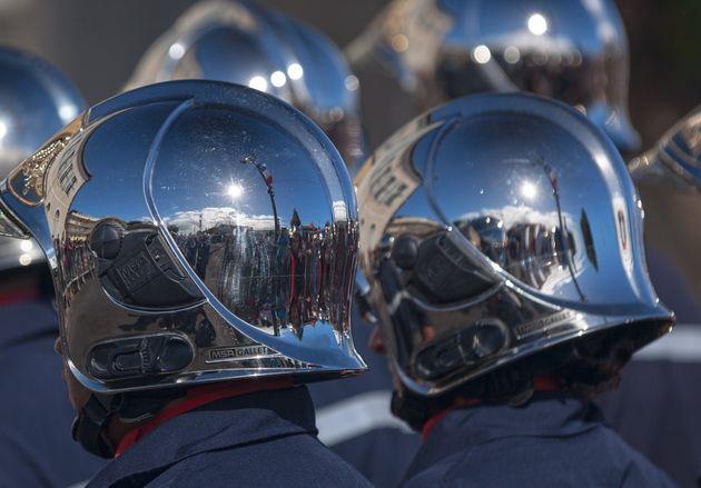 Les pompiers réclamaient une augmentation de salaire de