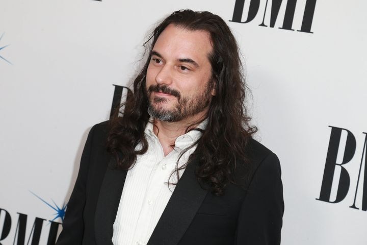 Composer West Dylan Thordson arrives at the 2017 BMI Film, TV And Visual Media Awards.