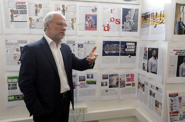 Laurent Joffrin va quitter Libération pour lancer un mouvement politique de