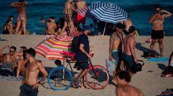 Barcelona se plantea restringir la actividad social para frenar los