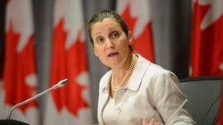 'I'm Really Sorry': Freeland Apologizes To Canadians For WE