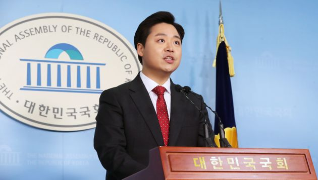 정원석 미래통합당 비대위원장. 2020. 1.
