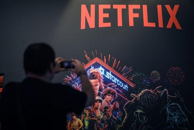 La plateforme de streaming Netflix a prfité du confinement de la population à travers le