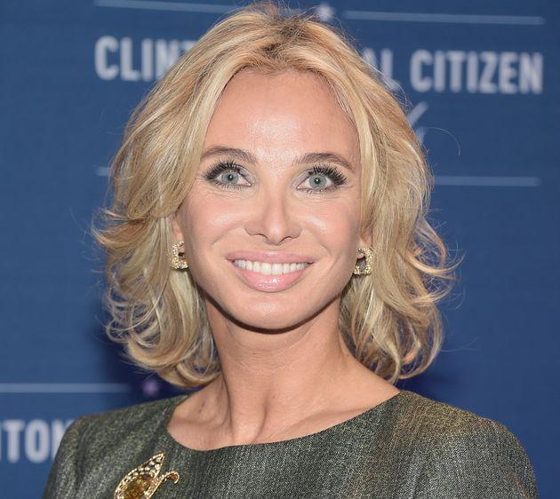 Corinna zu Sayn-Wittgenstein, en los 8th Annual Clinton Global Citizen Awards el 21 de septiembre de...