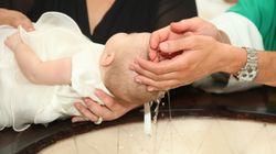Niente più padrino e madrina a battesimi e cresime: la decisione rivoluzionaria del