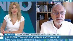 El mayor experto español explica el cambio que está viendo en el coronavirus: es una buena y una mala