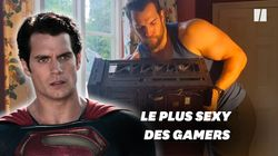 Si vous trouviez Superman sexy, attendez de le voir construire un