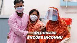 L'Inde dépasse le million de cas de coronavirus (et c'est probablement