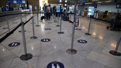 Comme en janvier avant la première vague, la stratégie française dans les aéroports