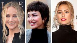 Así cambian las famosas con el pelo al