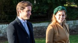 Princess Beatrice's Highly Anticipated Wedding Happened In