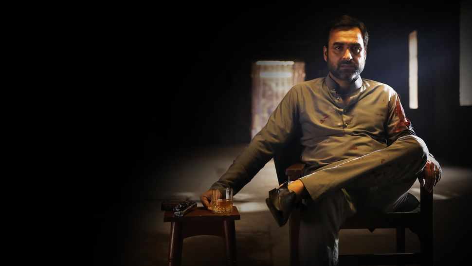 Pankaj Tripathi in a still from Amazon Prime Video's Mirzapur