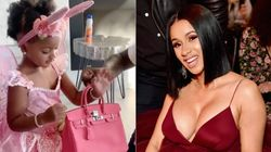 Cardi B Explains Why She Got Her Toddler A $12,200+