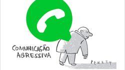 Leandro Karnal: Comunicação agressiva é o mais assustador na