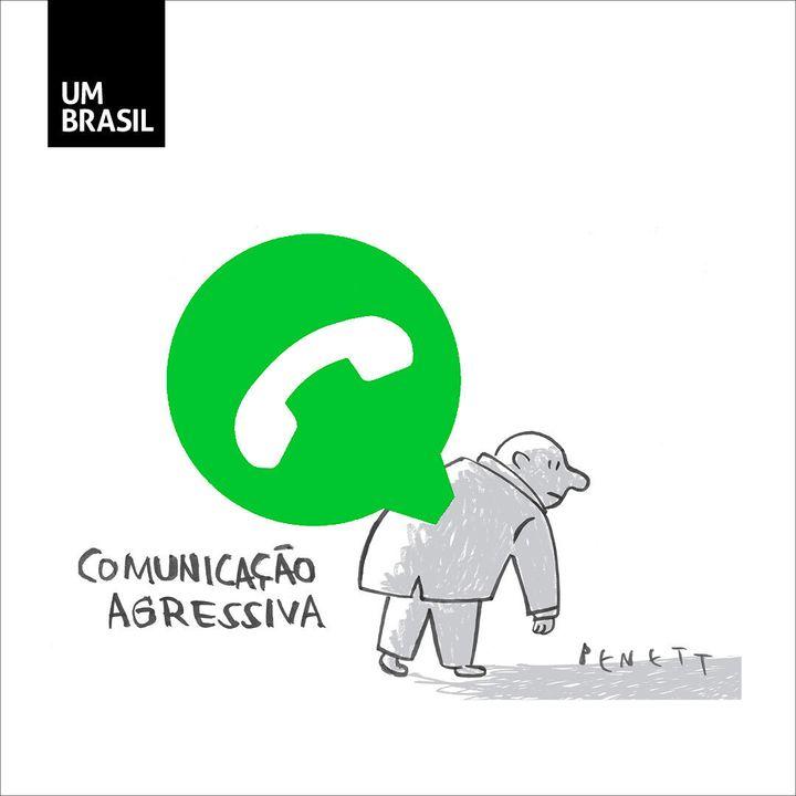 Para Leandro Karnal, a comunicação agressiva é um grave problema deste momento da pandemia do coronavírus no mundo.