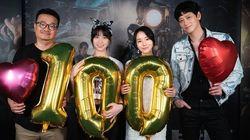 영화 '반도'가 개봉 4일째 100만 관객을 돌파했다