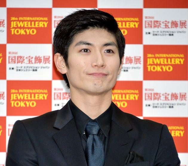 三浦春馬さん(2017年01月24日撮影)