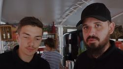 La friterie d'Adrien et Mallory de Top Chef victime de son