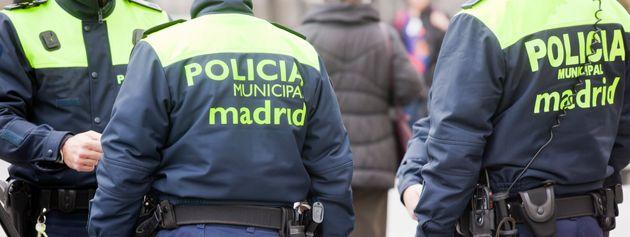 Agentes de la Policía Municipal de