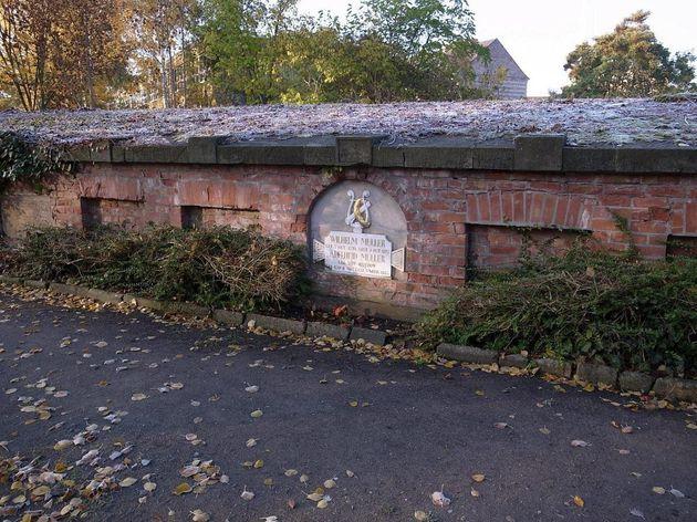 Ο τάφος του Wilhelm