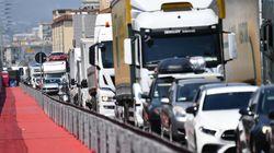 Incidente mortale sulla A10 vicino Genova in scambio carreggiata causa