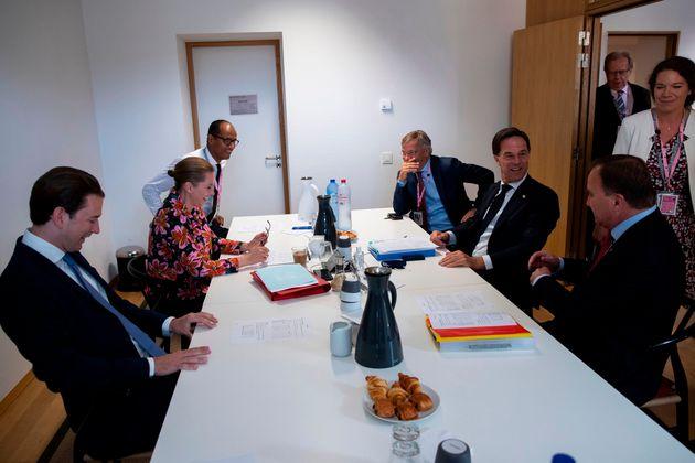 Los primeros ministros de los llamados