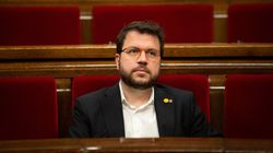 Pere Aragonès, vicepresidente de Cataluña:
