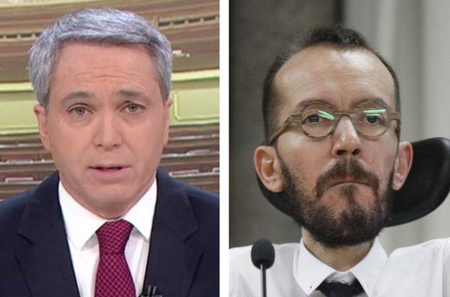 Vicente Vallés y Pablo
