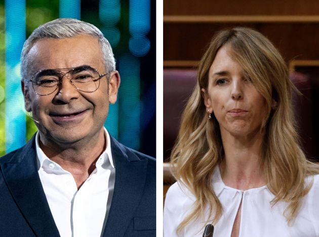 Jorge Javier Vázquez y Cayetana Álvarez de