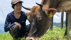 サステナブルを実践する天空の「薫る野牧場」。365日、自然放牧の山地酪農が勝負の3年目へ