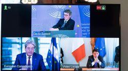 Giuseppe Conte e l'Europa del Partito